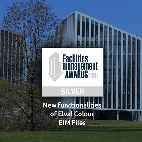 New functionalities of Elval Colour BIM Files