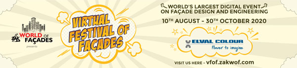 Virtual Festival of Facades, August 10th– October 30th, 2020