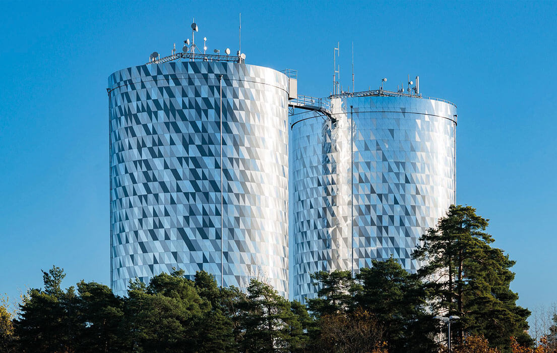Water Towers, Haninge